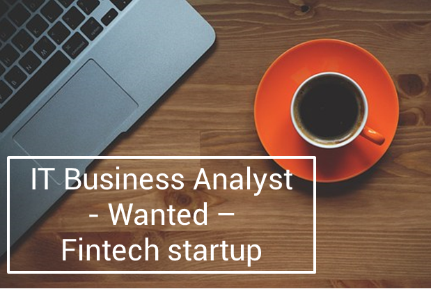 Stage a Sydney: IT Business Analyst dans une startup Fintech
