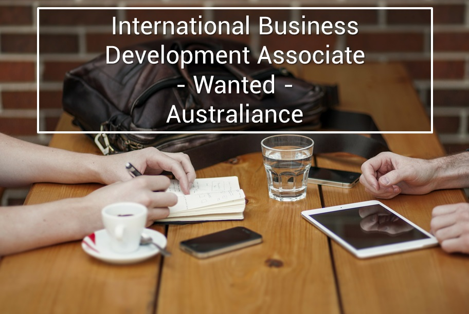 Stage à Sydney - International Business Development Associate
