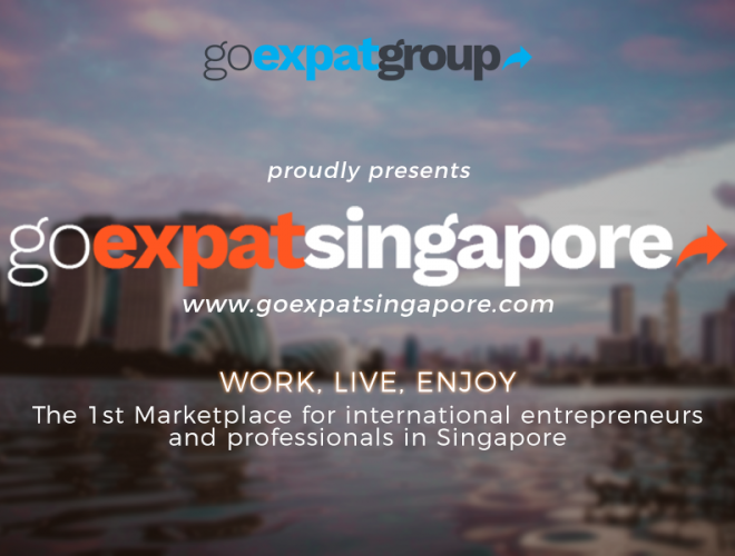 GoExpat Group is launching GoExpat Singapore!