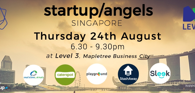 Startup&Angels #2 Singapore