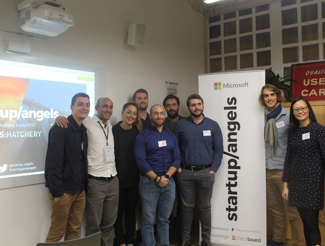 Startup&Angels – Successful 6th edition of our B2B event in Sydney!
