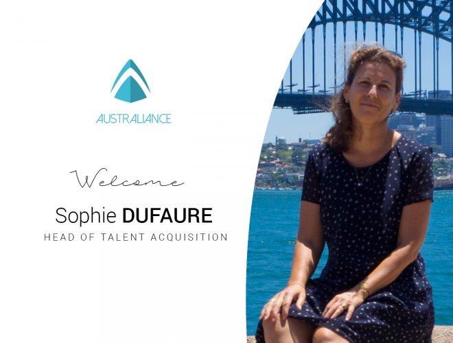 Sophie Dufaure, nouvelle Head of Talent Acquisition